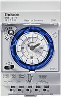 Реле часу SUL 181 d установка часу сегментами, монтаж DIN-рейка