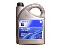 GM масло моторное 5w-30  5 литров