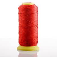 Нитка Красный  d-0.6мм капроновая для рукоделия 500 м