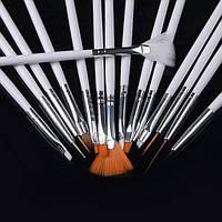 Набор для дизайна ногтей из 15 предметов