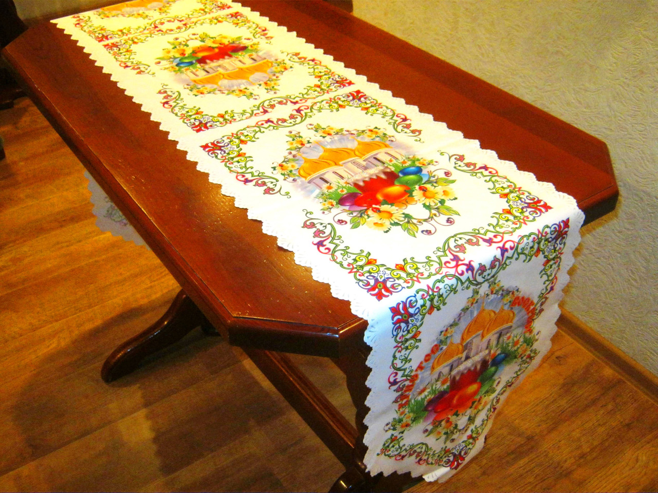 Дорожка на стол узкая для стола