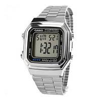 Наручные часы Casio A178WEA-1A серебро (копия)