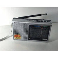Портативное радио с флешкой MP3, GOLON RX6622, телескопическая антенна