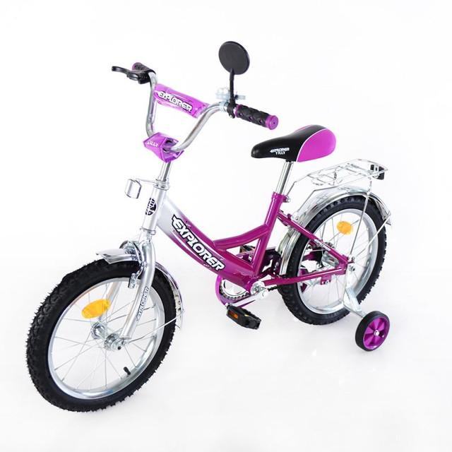 Детский велосипед двухколесный TILLY Explorer 16 T-21611