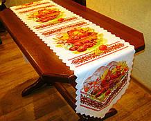 Дорожка скатерть на стол