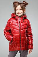 Весенняя короткая  куртка на девочку Майя NUI VERY (нью вери)
