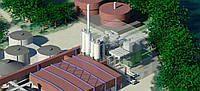 Установки сжигания шламов (осадков сточных вод), проектирование и монтаж