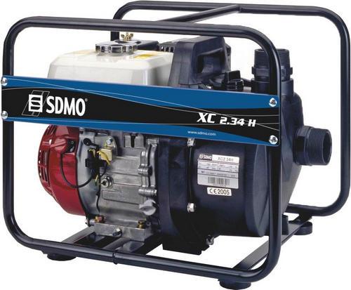 Мотопомпа для перекачки химии SDMO XC 2.34 H