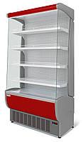 Витрина холодильная Флоренция ВХСп-0,6 (красная)