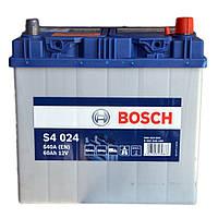 Автомобильный аккумулятор Bosch 6CT-60 S4 Silver (S4024)