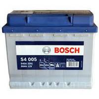 Автомобильный аккумулятор Bosch 6CT-60 S4 Silver (S4005), фото 1