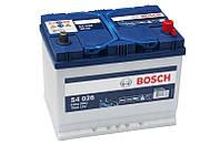 Автомобильний аккумулятор Bosch 6CT-70 S4 Silver (S4026)