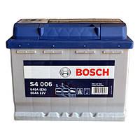 Автомобильний аккумулятор Bosch 6CT-60 S4 Silver (S4006)