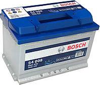 Автомобильный аккумулятор Bosch 6CT-74 S4 Silver (S4008), фото 1