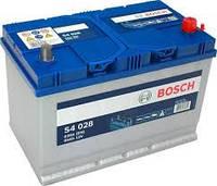 Автомобильный аккумулятор Bosch 6CT-95 S4 Silver (S4028)