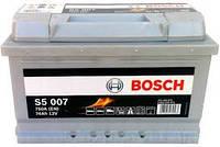 Автомобильный аккумулятор Bosch 6CT-74 S5 Silver Plus (S5007), фото 1