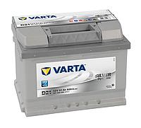 Автомобильный аккумулятор Varta 6СТ-61 SILVER Dynamic (D21)