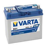 Автомобильный аккумулятор Varta 6CT-45 BLUE Dynamic Asia (B31)