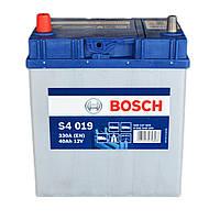 Автомобильный аккумулятор Bosch 6CT-40 S4 Silver (S40 190), фото 1