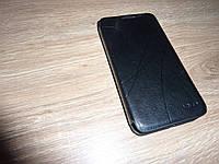 Чехол книжка для телефона LG G3 (KLD) черная