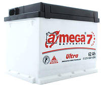 Автомобильный аккумулятор A-mega 6СТ-62 Аз Ultra