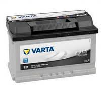 Автомобильный аккумулятор Varta 6СТ-70 BLACK dynamic (E9)