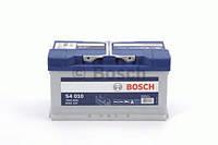 Автомобильный аккумулятор Bosch 6CT-80 S4 Silver (S4010)