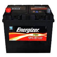 Автомобильный аккумулятор Energizer 6СТ-60 Plus EP60JX