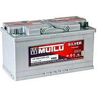Автомобильный аккумулятор Mutlu 6CT-100Ah АзЕ Silver