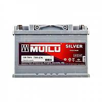 Автомобильный аккумулятор Mutlu 6CT-75Ah АзЕ Silver