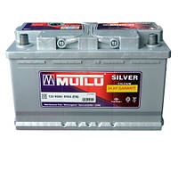 Автомобильный аккумулятор Mutlu 6CT-90Ah АзЕ Silver