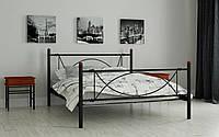 Кровать металлическая Роуз
