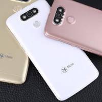 """MPie смартфон Z9 5.5"""" MTK6582 5Mp 8+1Gb white+пленка и бампер"""