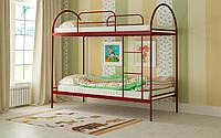 Кровать двухъярусная металлическая Сеона