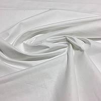 Бязь однотонная белая ширина 150 см