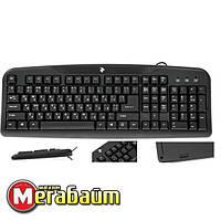 Клавиатура 2Е KS 101 Black (2E-KS101UB) USB