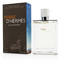 Hermes Terre d'Hermes Eau Tres Fraiche Hermes 75ml для мужчин