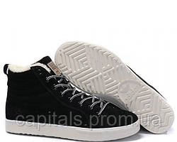 Мужские зимние кроссовки Adidas Ransom Fur 1