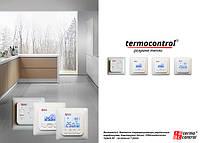 Терморегуляторы теплого пола Termo Control - сделано в Украине !