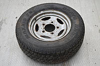 Б\У Стальний диск Land Rover + гума BRAVO RADIAL MAXXIS 751 235\70 R16 - LAND ROVER NTC5193