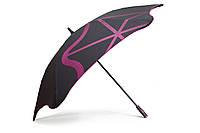 Зонт BLUNT Golf G2 Pink черный/розовый полиэстер 6 спиц механика Диаметр купола 1460 мм Новая Зеландия