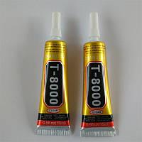 Клей T8000 50 ml для сенсоров стекла LCD жидкий скотч