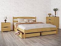 """Кровать """"Лана"""" без изножья с ящиками"""