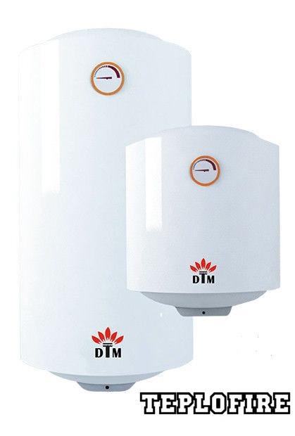 Бак накопительный водонагревательный ЭВН ДТМ на 100 литров