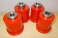Полиуретановые подушки (сайлентблоки) заднего подрамника для Infiniti FX S50 2003-2008 г.в., фото 1