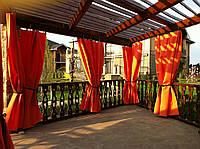 Шторы Кафе, для ресторанов, уличные шторы, фото 1