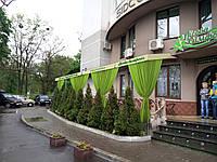 Шторы защитные для Кафе, ресторанов, фото 1