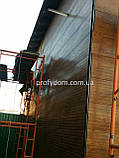 Металевий сайдинг (Стальпанель), золотий дуб, горіх, венге, вільха,Одеса, фото 3