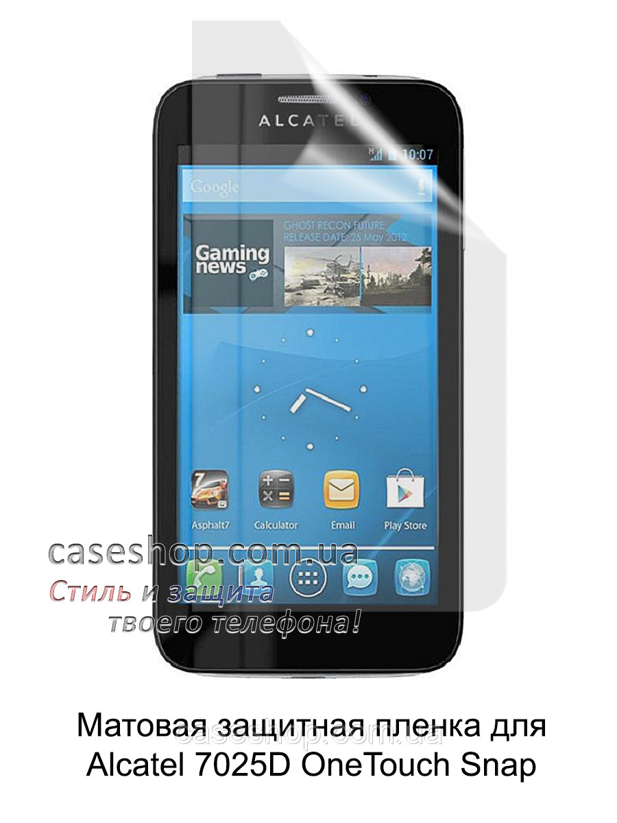 alcatel one touch snap 70250 инструкция