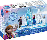 Лес в кристаллах Frozen